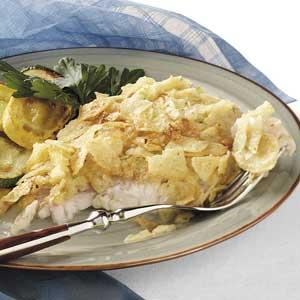 Moist Baked Fish Recipe
