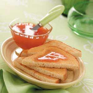 Orange Rhubarb Spread Recipe