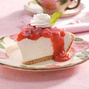Spring Breeze Cheesecake Pie Recipe