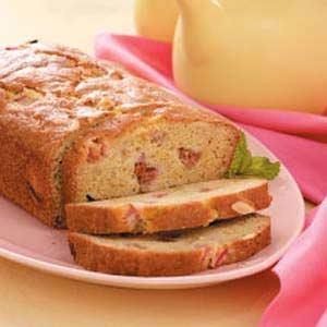 Orange-Rhubarb Breakfast Bread Recipe