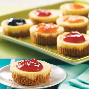 Favorite Mini Desserts