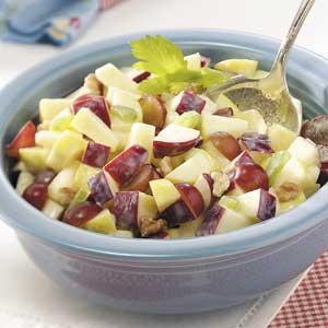 Dutch Apple Salad Recipe