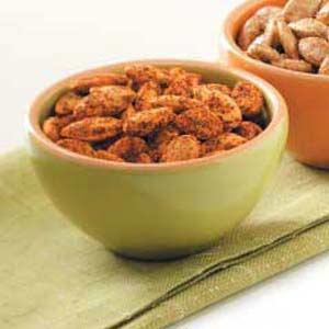 Fiery Pumpkin Seeds Recipe
