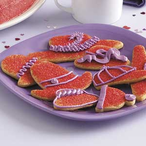 Red Chapeau Sugar Cookies