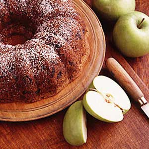 Country apple prune cake recipe taste of home for Best ever apple cake country living