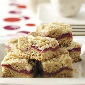 Raspberry Crumb Coffee Cake Recipe
