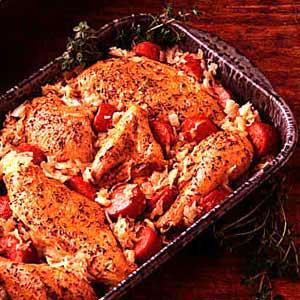 Polish Poultry Recipe