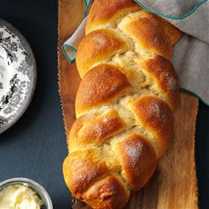 Cardamom Braid Bread Recipe