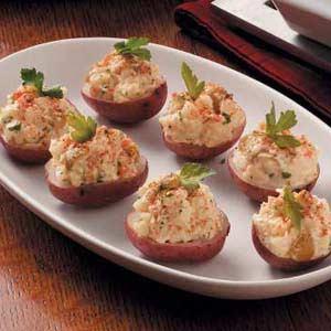 Potato Salad Bites Recipe