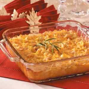Carrot Potato Casserole Recipe