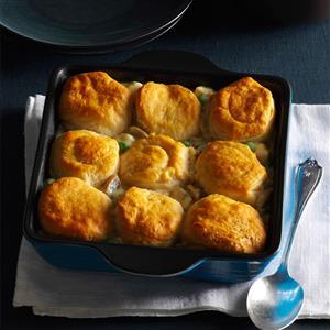 Biscuit Turkey Bake Recipe
