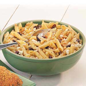 Penne with Caramelized Onions Recipe
