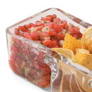 Quick Watermelon Salsa Recipe