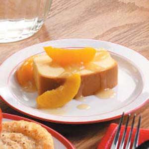 Peach Bliss Dessert Recipe