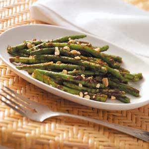 Thai-Style Green Beans Recipe