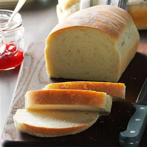 Basic homemade bread recipe taste of home basic homemade bread recipe forumfinder Image collections