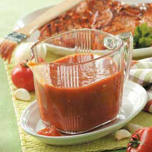 Summertime Barbecue Sauce Recipe