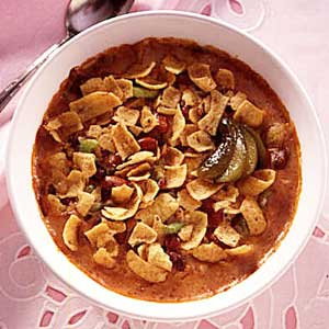 Red Bean Toss Recipe