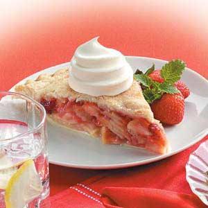 Strawberry Apple Pie Recipe