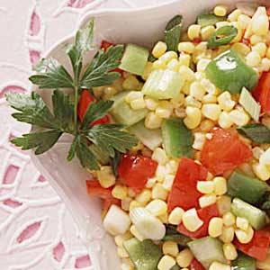 Fiesta Corn Salad Recipe