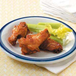 Barbecue Wings Recipe