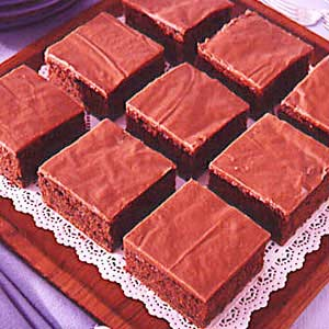 Chocolate Zucchini Sheet Cake Recipe