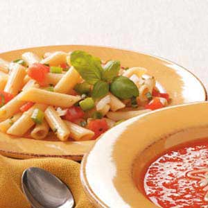 Fresh Tomato Pasta Recipe