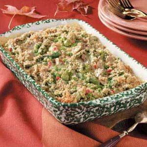 Asparagus Pea Medley Recipe