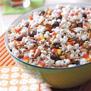 Harvest Snack Mix Recipe