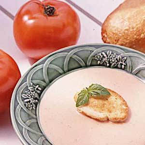 Garden-Fresh Tomato Soup