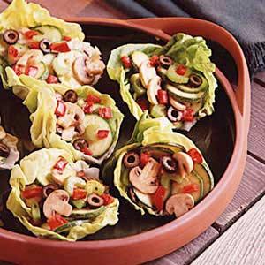 Zucchini Harvest Salad Recipe