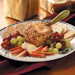 Special Cheese Balls Recipe