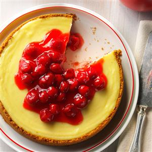 Ricotta Cheesecake Recipe
