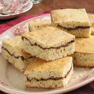 Poppy Seed Coffee Cake Recipe