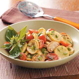 Italian Veggie Skillet Recipe