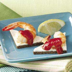 Shrimp Canapes Recipe