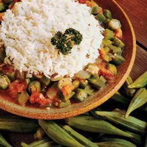 Southern Okra Recipe