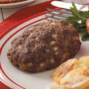 Easy Chopped Steak Recipe