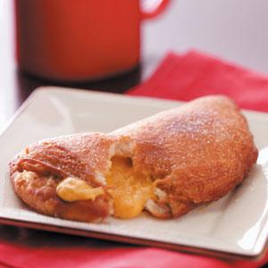 Creamy Pumpkin-Filled Biscuits Recipe