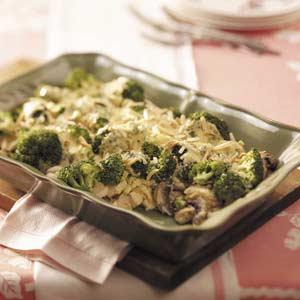 Broccoli Chicken Supreme Recipe