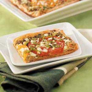 Terrific Tomato Tart Recipe