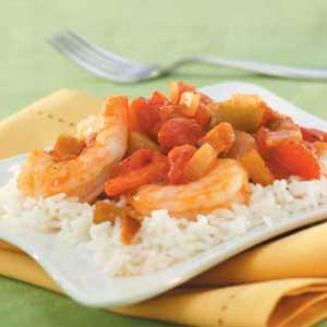 Bacon Shrimp Creole Recipe