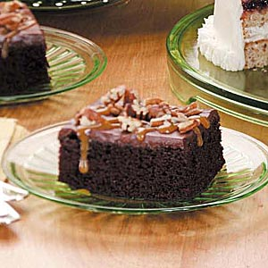 Rich Mocha Cake Recipe