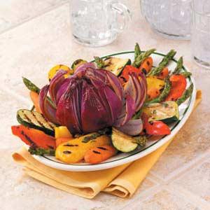 Maple Vegetable Medley Recipe