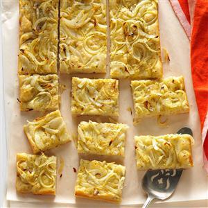 Italian Snack Bread Recipe