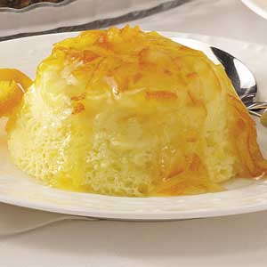Marmalade Pudding Cakes Recipe