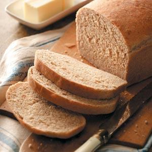 Honey Wheat Loaves Recipe