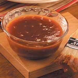Rhubarb Barbecue Sauce Recipe