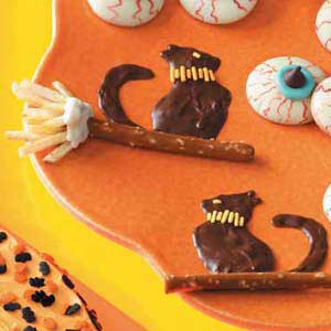 Flying Broomstick Cats Recipe