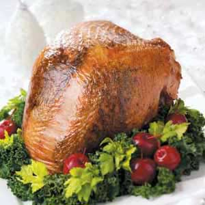 Herbed Roast Turkey Breast Recipe